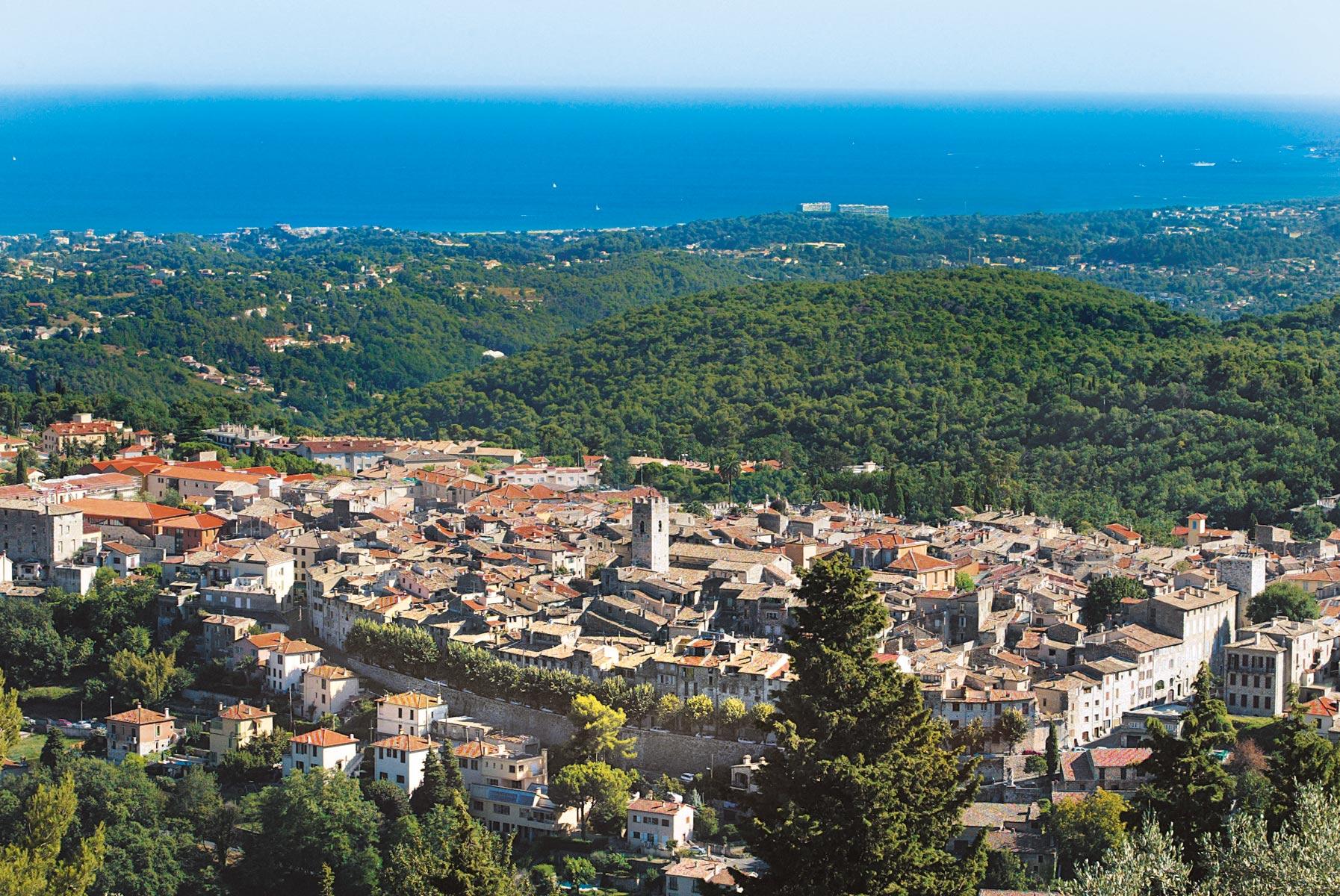 Aaa riviera discover vence - Saint paul de vence office du tourisme ...